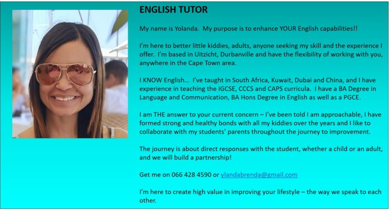 English Tutor